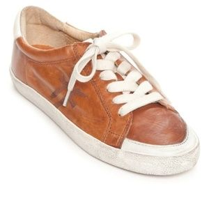 Frye Dylan Low Lace Sneakers